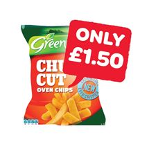 Green Isle Chunky Oven Fries | 1.5 Kg
