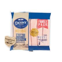 Denny Pork Sausages | 600g