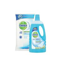 Dettol Surface Wipes / Power & Fresh / Surface Cleaner | 36