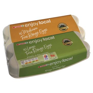 SPAR Enjoy Local Class A Free Range Eggs