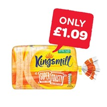 Kingsmill Super Toasty | 750g