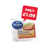 Denny Deli Selections Crumbed Ham | 100g