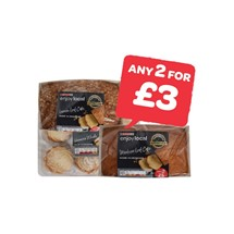 SPAR enjoy local Chocolate / Lemon Drizzle / Madeira Loaf Cake / Coconut Jam Delights / Viennese Whirls / Fairy Cake Medley | 185g/225g/6 Pack