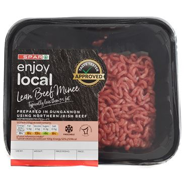 SPAR Enjoy Local Lean Beef Mince