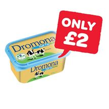 Dromona Half Fat Butter | 500g