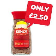 Kenco Coffee Price Marked Pack | 100g