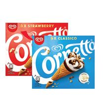 Cornetto Strawberry / Classic | 6