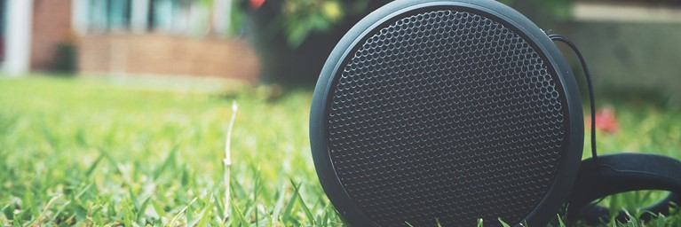 Play Summer Tunes on a Portable Speaker