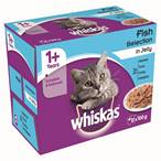 £2.50, Whiskas Pouches, 12x100g