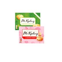 Mr Kipling Viennese Whirls / Apple Pies | 6 Pack
