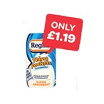 Only £1.19 | Regina Thirst Pockets | 1 Roll