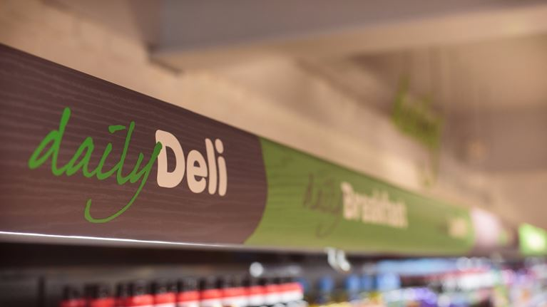Get your favourite fresh deli food from the Daily Deli counter at your local SPAR