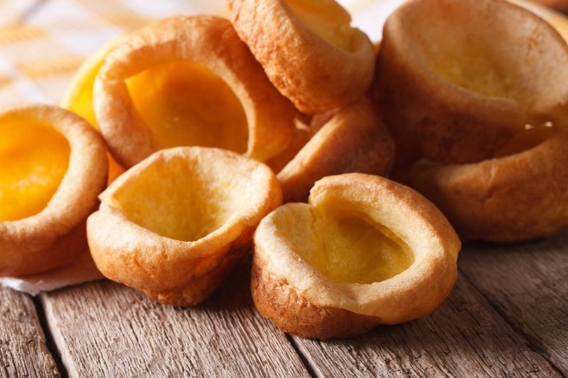Yorkshire Pudding For 2 >> Easy Yorkshire Pudding Recipe