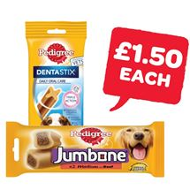 Pedigree Dentastix / Jumbone Med | 180g/200g
