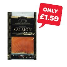William Carr Smoked Salmon | 40g