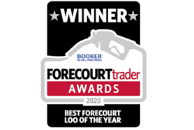 Best Forecourt Loo of the Year