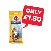 Pedigree Dentastix Medium | 180g