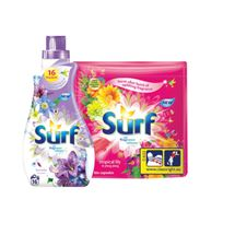 Surf Liquid 16 Wash / Surf Capsules | 560ml/10