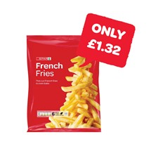 SPAR French Fries | 750g