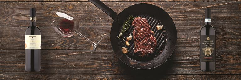 What Wine Goes Best With Steak