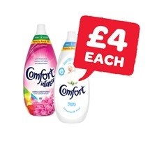 Comfort Intense Pure / Passion 85 Wash | 1.28 Litre