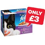 Only £3 | Felix Cat Food 100g | 12 Pack (1)