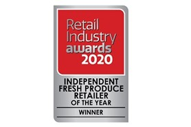 Fresh Produce Retailer of the Year - Independent