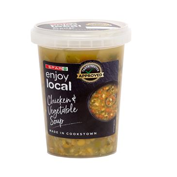 SPAR Enjoy Local Chicken & Vegetable Soup
