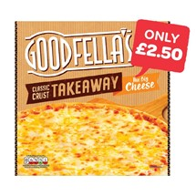 Goodfellas Takeaway Pizza | 524/555/570g