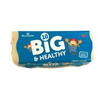 Ballygarvey Big and Healthy Large Eggs | 10 Pack