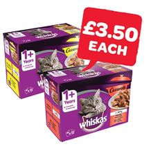 Whiskas Casserole Cat Food 85g | 12 Pack