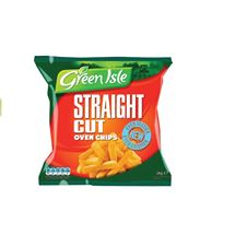 Green Isle Straight Cut Oven Chips | 1Kg