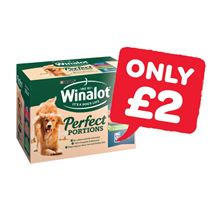 Winalot Dog Food 100g | 12 Pack