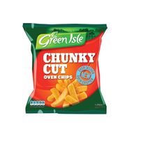 Green Isle Chunky Oven Fries | 1.5Kg