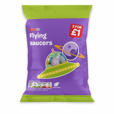 Flying Saucers, 30g