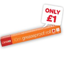 SPAR Greaseproof Roll | 10 Metre