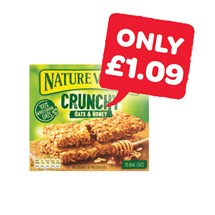 Nature Valley Bars | 5 Pack