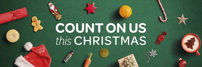 Count on your nearest convenience store this Christmas for great deals on last minute essentials and more