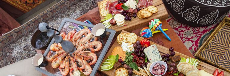 Party Food Platters