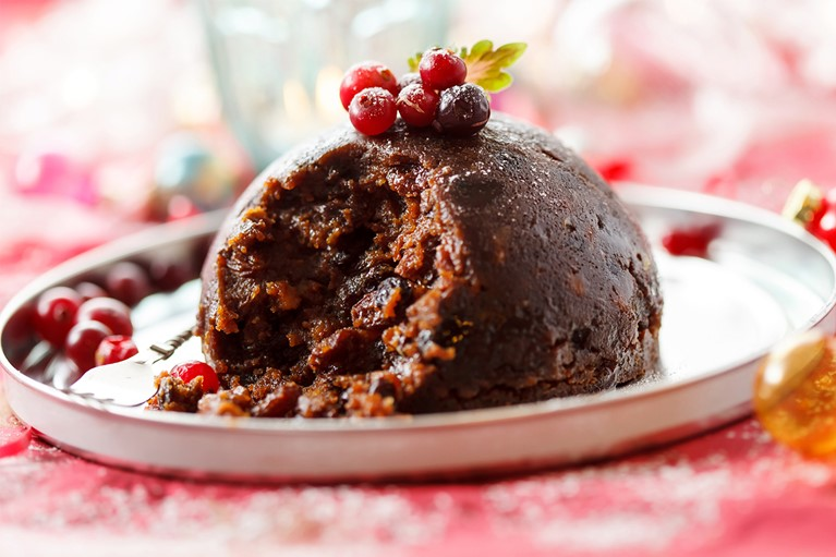 mouth-watering Christmas pudding recipe