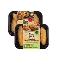 Moy Park Breaded Mini / Southern Fried Mini Fillets | 300g