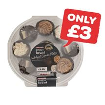 SPAR enjoy local Indulgent Cupcake Platter | 9 Pack