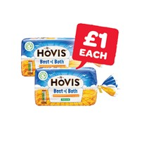 Hovis Best Of Both Medium / Thick Pan | 750g