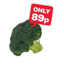 fresh Broccoli Crowns | 350g
