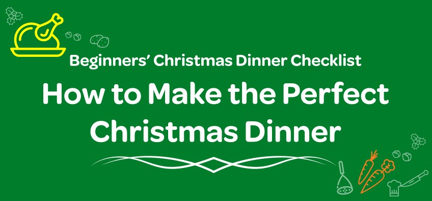 The Perfect Christmas Dinner Checklist