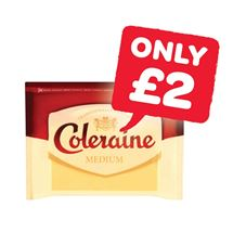 Coleraine Medium Cheese | 350g