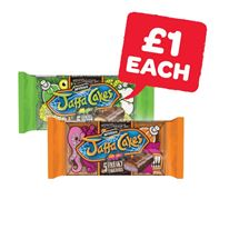 McVities Jaffa Freaky Orange / Lemon & Slime Cake Bars | 5 Pack