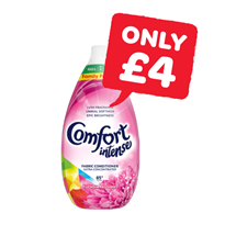 Comfort Intense 85 Wash | 1.28 Litre