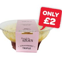 The Kitchen Strawberry Trifle | 600g