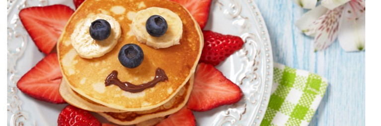 easy pancake design